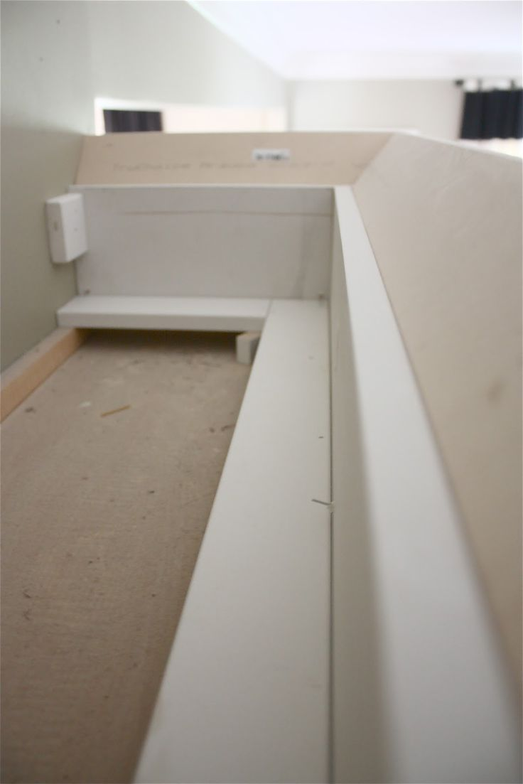 Removing crown molding from kitchen cabinets - Making Cabinets Taller Builder Cabinets Go Custom With Molding Removed The Factory Cabinet Molding