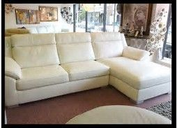 Image result for White Leather Recliners On Sale