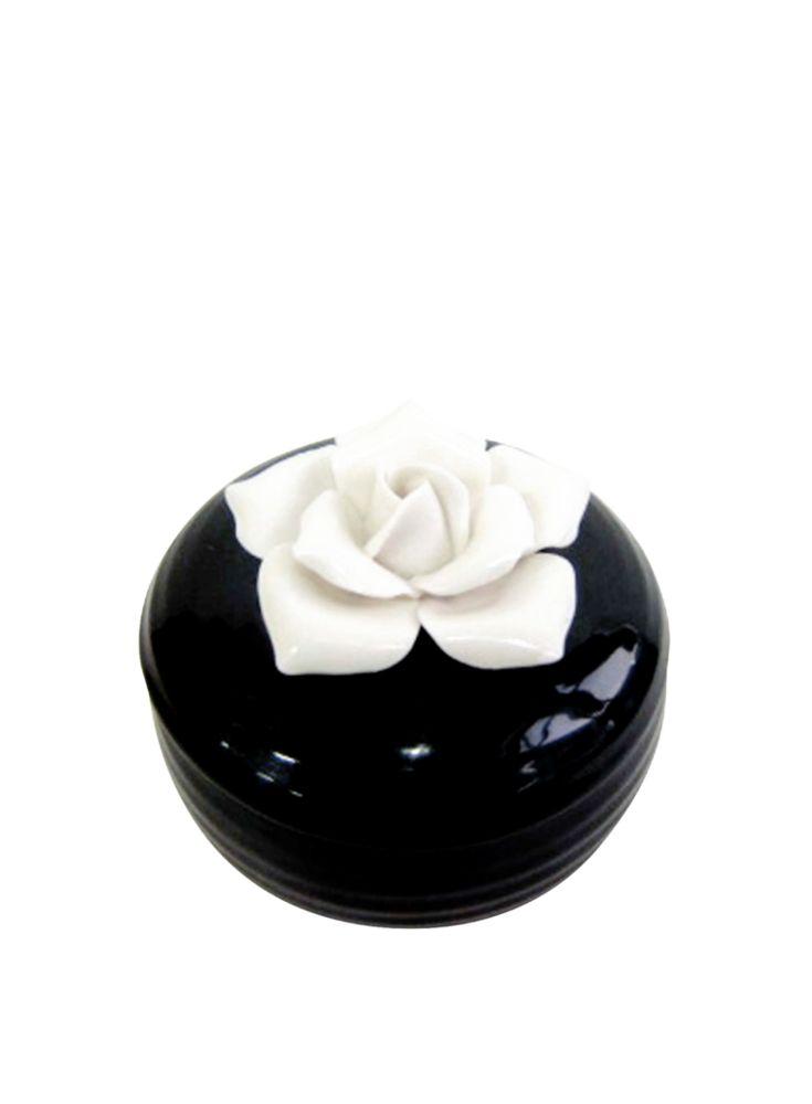 A Loja do Gato Preto | Caixa Preta Flor Branca #alojadogatopreto