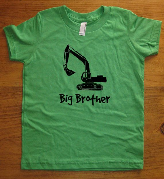 Ahh! Perfect for kaden! Really want this is green, grey or blue. Big Brother Shirt - Kids Big Brother T Shirt - 5 Colors Available - Kids Big Brother T shirt Sizes 2T, 4T, 6, 8, 10, 12 - Gift Friendly on Etsy, $15.95
