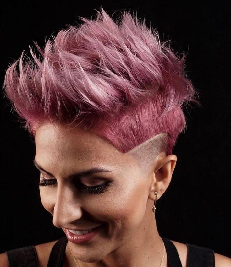Damen kurze Frisuren (2