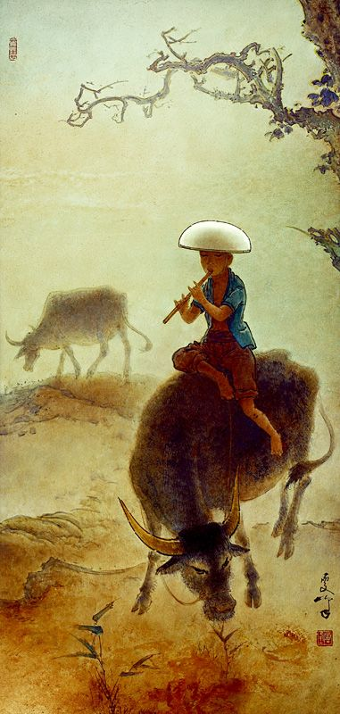 Lee Man Fong - Cowherd & Melody
