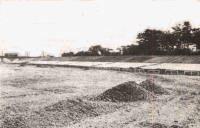 昭和9年完成直前の競技場