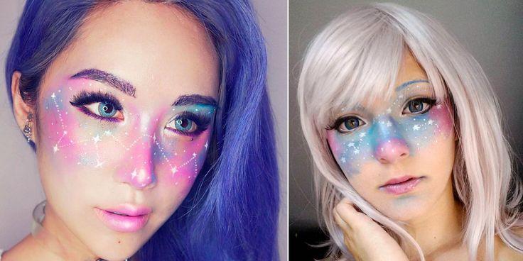 #GalaxyFreckles: le lentiggini galattiche per Carnevale
