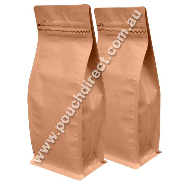 Box Bottom Bags
