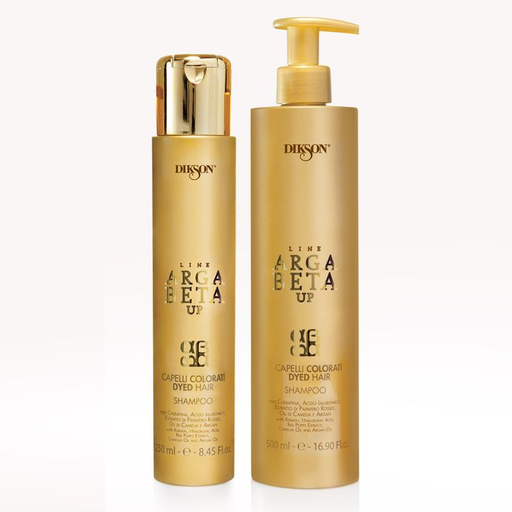 #Argabeta Up Shampoo for Colored and Treated Hair 250 ml - 500 ml