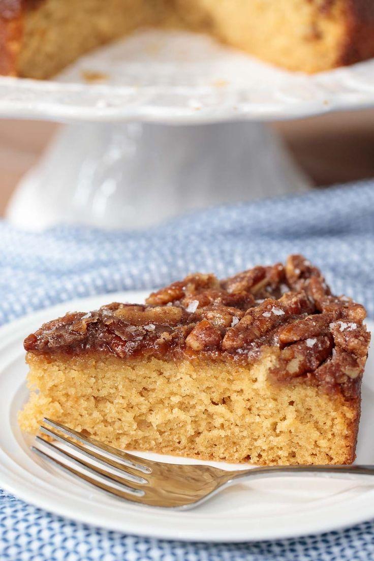 Easy Farmhouse Buttermilk Cake Recipe Desserts Favorite Dessert Recipes Delicious Desserts
