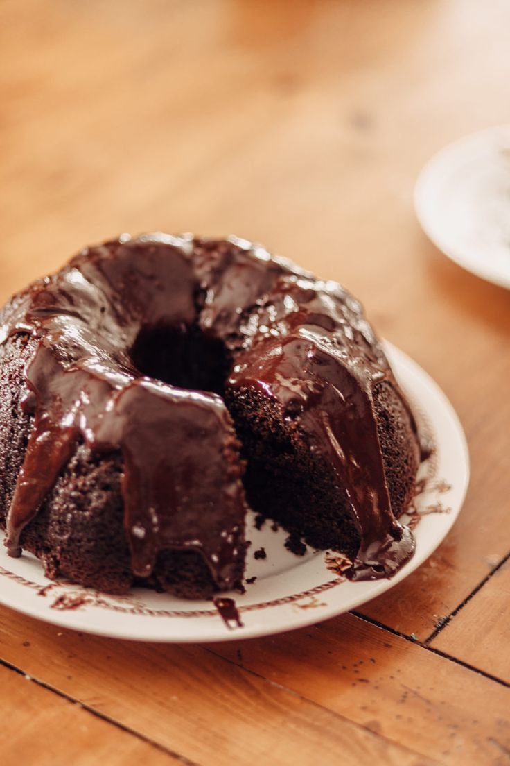 Chocolate lava bundt cake hannah on the remuda in 2020