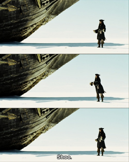 Pirates of the Caribbean: At World's End- Jack Sparrow is the best pirate