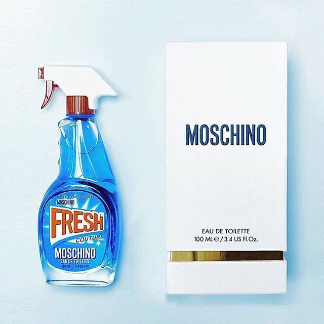 so good  | moschino fresh couture | eau de toilette