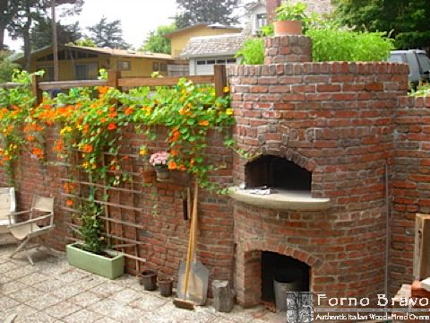 Wood Burning Pizza Oven Tucson Projects Pinterest