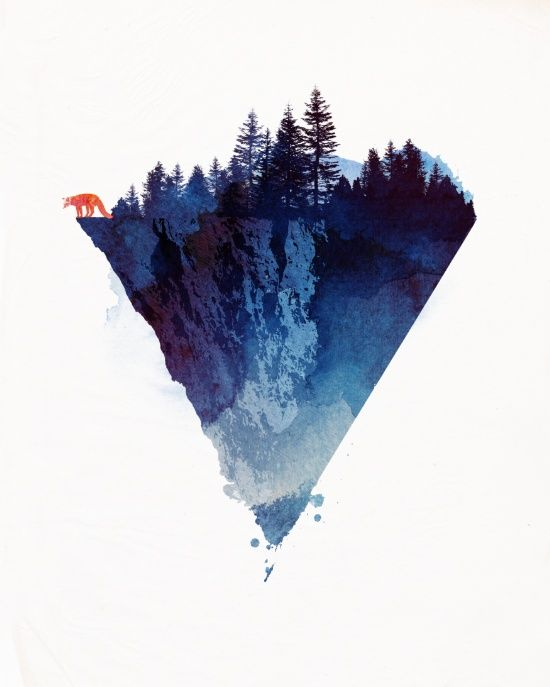 """Near to the edge"" by Robert Farkas"