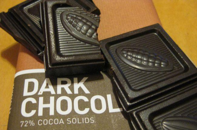 Šesť zdravých dôvodov jedenia tmavej čokolády