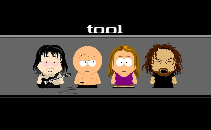 Tool -> South Park