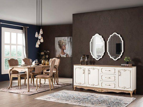 غرفه سفرة ميلانو 2020 Home Decor Room Furniture