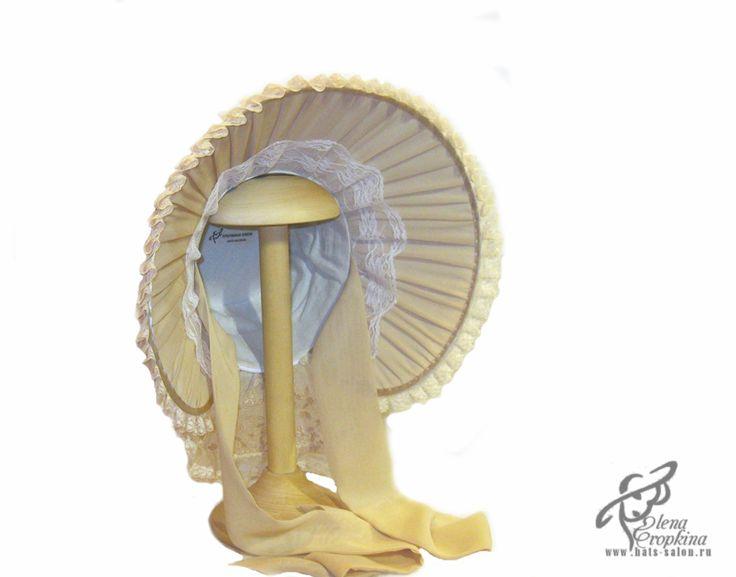 Hats by Elena Eropkina. www.hats-salon.ru