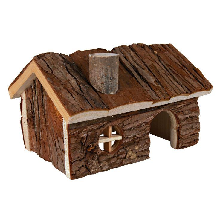 Nagerhaus Hendrik aus Holz, Bild 2