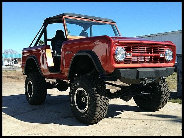 Bee Ceeb B Eeb D A Early Bronco International Scout on International Scout Roll Cage