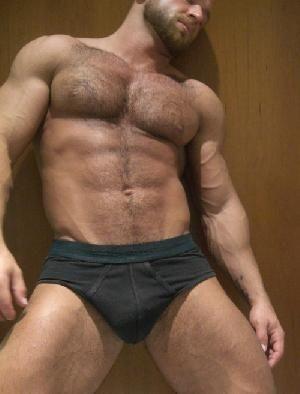 Underwear Hairy 42