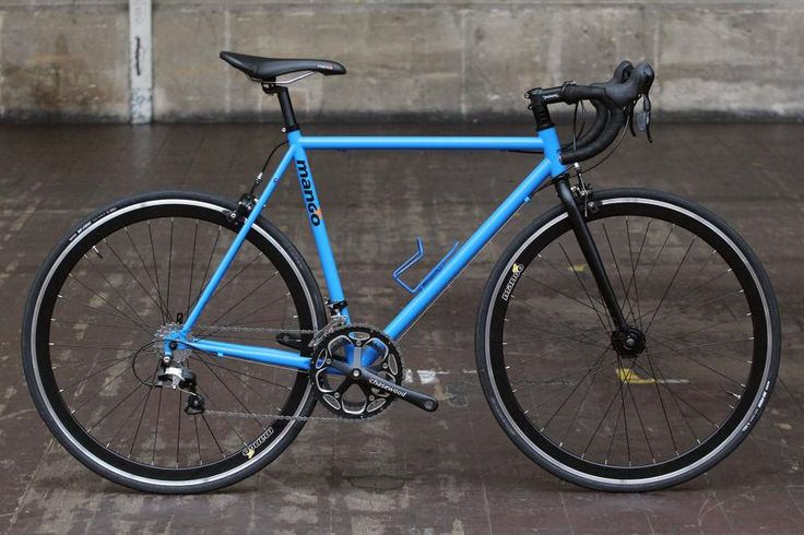 Just in: Mango Bikes Black Series 18-speed road bike | road.cc