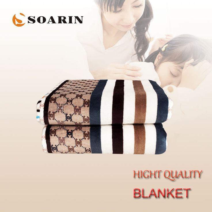 $48.89 (Buy here: https://alitems.com/g/1e8d114494ebda23ff8b16525dc3e8/?i=5&ulp=https%3A%2F%2Fwww.aliexpress.com%2Fitem%2FSOARIN-Electric-Blanket-Single-Falnnel-Electric-Heating-Blanket-150x80-Electric-Carpet-Heated-Blanket-Mattress-Manta-Electrica%2F32741390842.html ) SOARIN Electric Blanket Single Falnnel Electric Heating Blanket 150x80 Electric Carpet Heated Blanket Mattress Manta Electrica for just $48.89