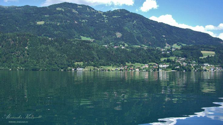 Großzügige Villa in herrlicher Ruhelage Traumblick auf Millstätter See - Kärnten