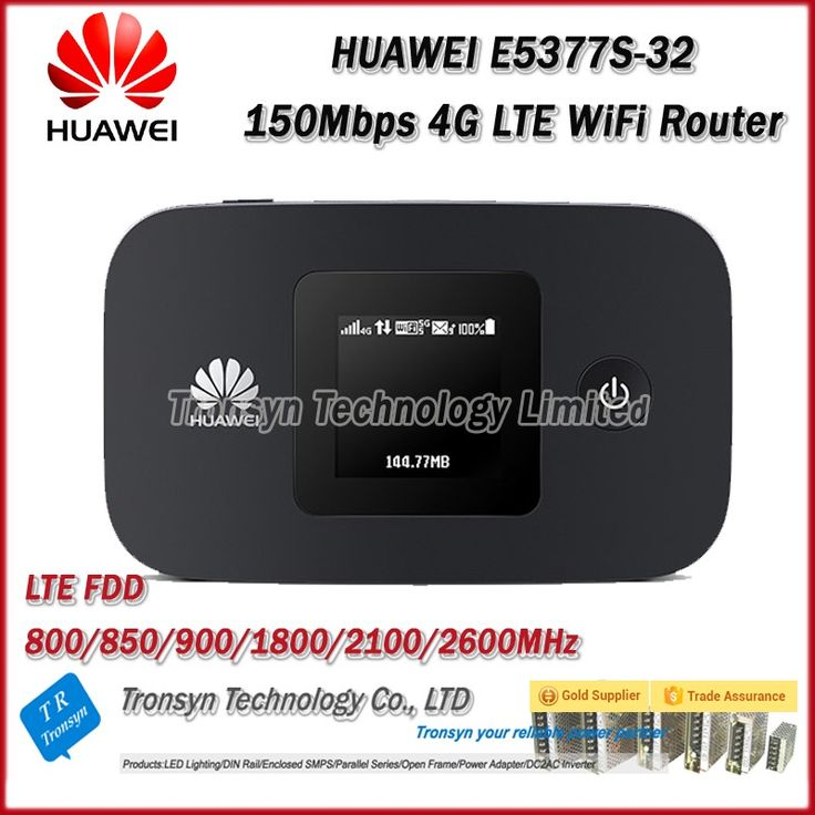 ==> [Free Shipping] Buy Best Wholesale Original Unlock 150Mbps Huawei E5377 Portable 4G WiFi Router With 1.45 Inch LCD Screen With 1750mAh Battery Online with LOWEST Price   32797155610