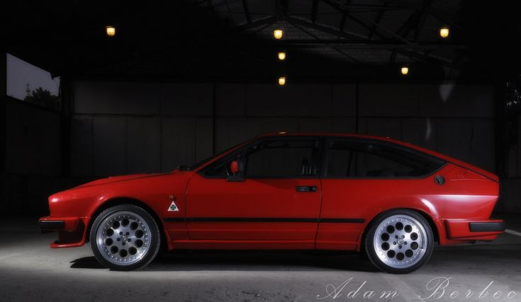 Best Shed (samsvehicleblog: Alfa Romeo GTV6)