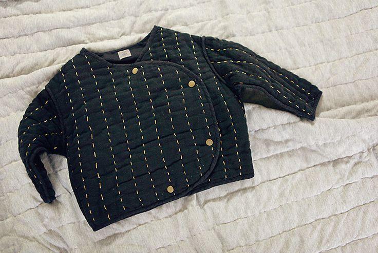 Bien a Bien Quilting Jacket (2C)