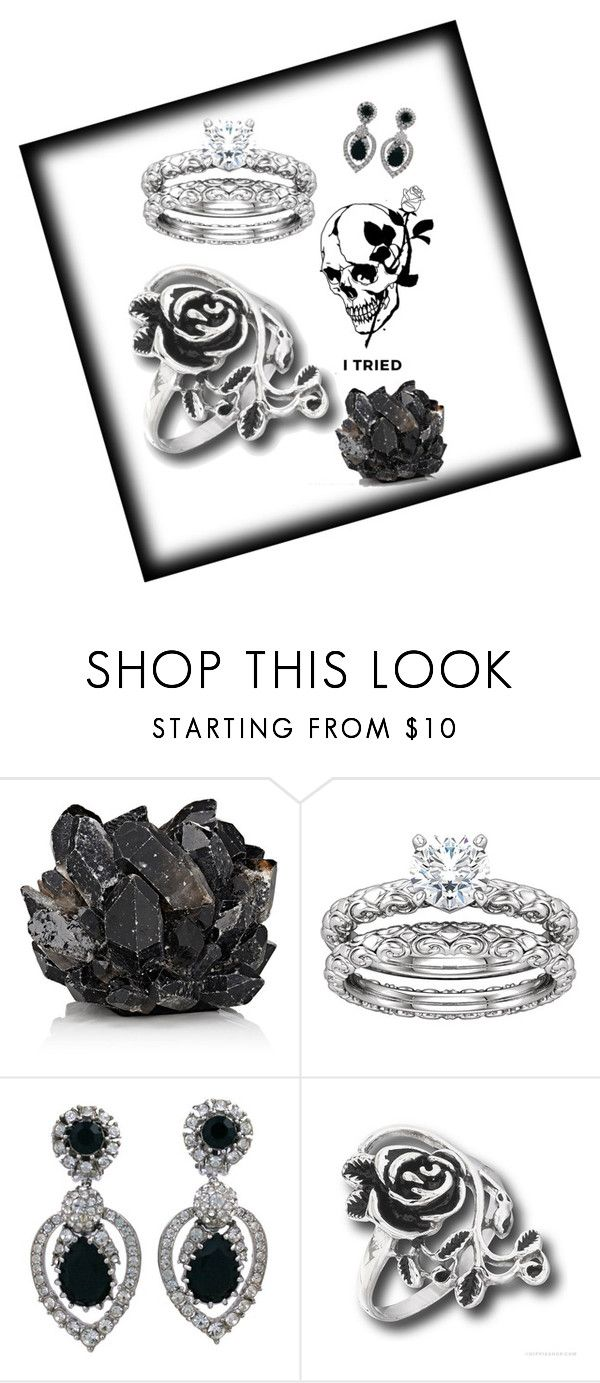 Untitled #156 by vendys on Polyvore featuring Ciner and McCoy Design