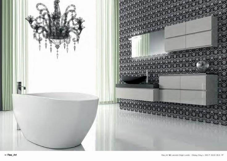 Luxusní koupelny Arte Bagno Veneta, kompletní kolekci nábytku této italské značky si můžete prohlédnout zde: http://www.saloncardinal.com/galerie-arte-bagno-veneta