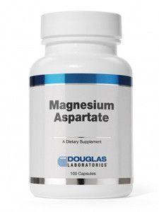 Douglas Labs- Magnesium Aspartate 100 caps