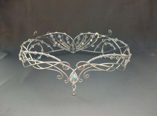 Northwest Bride Wedding Crown Tiara - Click Image to Close