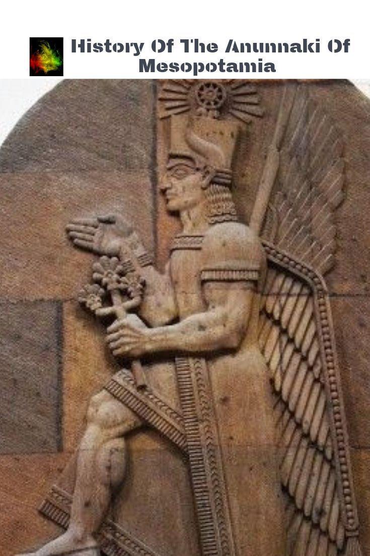 Anunnaki Of Sumeria History Summarised | Sumerian Anunnaki