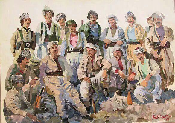 Kurdish art