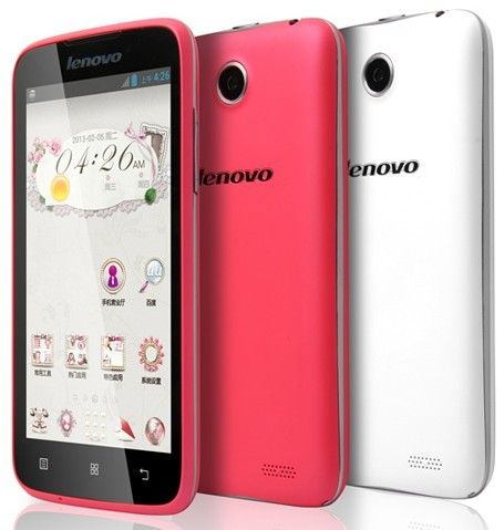 Lenovo A516 Dual Core MTK6572 1.3GHz Android 4.2 4.5inch IPS 854*480 ----------------78euro