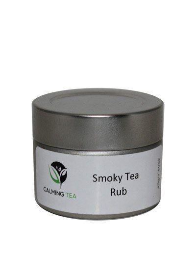Lapsang Souchong Tea Rub