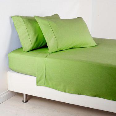 Mode Sheet Set Green Queen