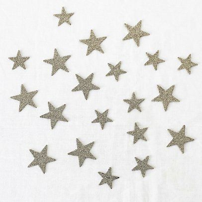 Glitter Scatter Stars | The White Company