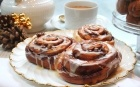 Try our Pecan and Cranberry Cinnamon Rolls. Recipe with reviews and photos @FoodNetwork_UK
