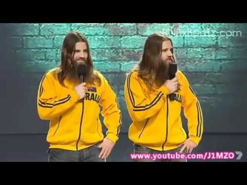 The Nelson Twins - Australia's Got Talent 2012 Semi Final! - FULL #TheNelsonTwins #Comedy #Comedians #FunnyPeople