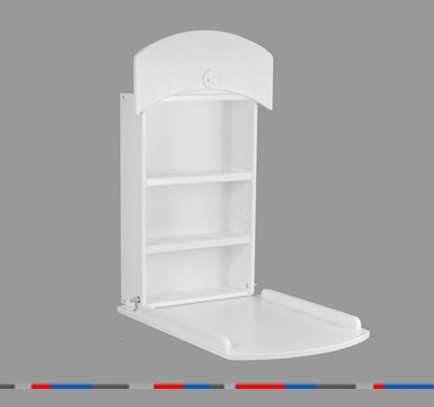 Wandwickeltisch | Wickeltisch | klappbar | weiss | Neu | eBay