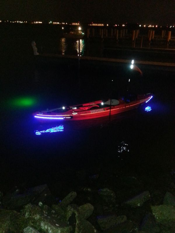 67 best images about kayak on pinterest hobie pro angler for Kayak lights for night fishing