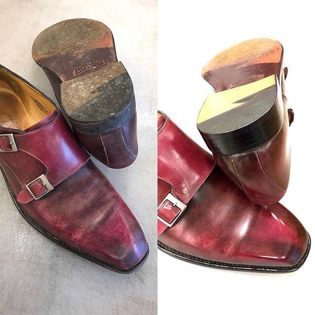 #opravaobuvi #servis #predapo #beforeandafter #shoerepair #shoecare #shoemaking