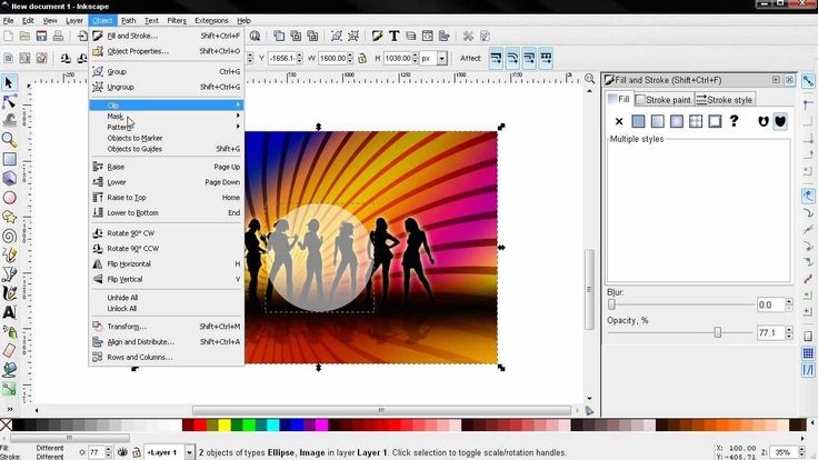 Mask Inkscape Beginners' Guide ep44 (With images) Gimp