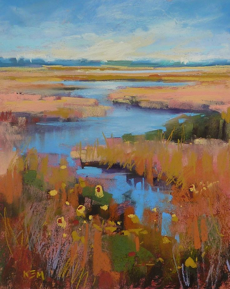 Pastel Painting Ideas A Collection Of Ideas To Try About