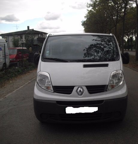 Renault Trafic 2,0 DCI Rettungswagen/Ambulance as Ambulance in Lahr
