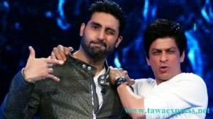 Abhishek Bachchan gifted a normal bicycle to Sahrukh Khan (SRK) in the forward manner SRK gifted to him Harley Davidson which costs RS.12.5 Crore INR...