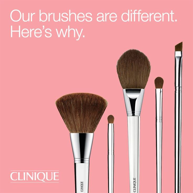 Antibacterial technology sets them apart. Discover our skin-friendly makeup brushes now. http://www.clinique.com/products/1608/Makeup/thebrushcollection/index.tmpl?cm_mmc=CE-_-Social-_-FB090313-_-Brushes