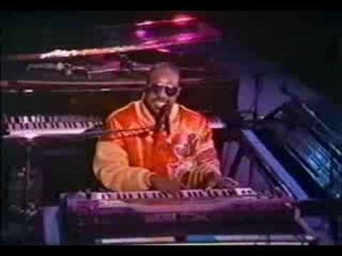 Stevie Wonder I Wish Live